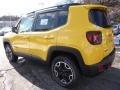 2016 Solar Yellow Jeep Renegade Trailhawk 4x4  photo #3