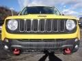 2016 Solar Yellow Jeep Renegade Trailhawk 4x4  photo #8
