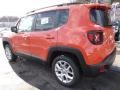 2016 Omaha Orange Jeep Renegade Latitude 4x4  photo #3