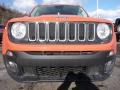 2016 Omaha Orange Jeep Renegade Latitude 4x4  photo #8