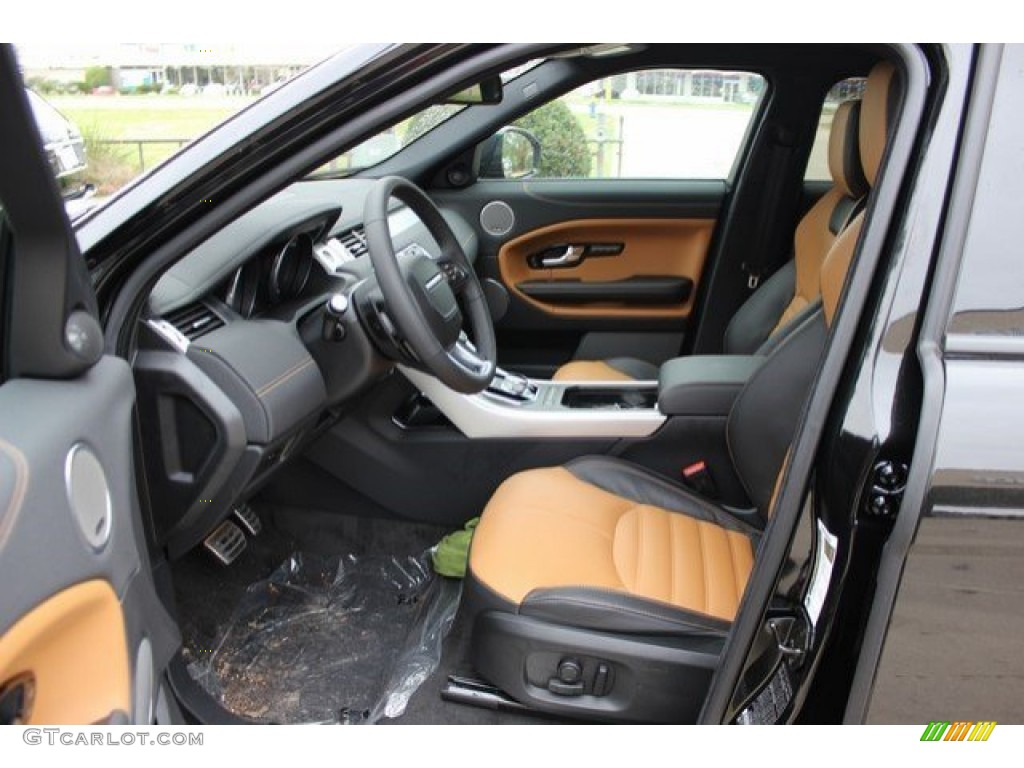 ebony vintage tan interior 2016 land rover range rover evoque hse dynamic photo 109827099. Black Bedroom Furniture Sets. Home Design Ideas