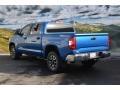 2016 Blazing Blue Pearl Toyota Tundra SR5 CrewMax 4x4  photo #3