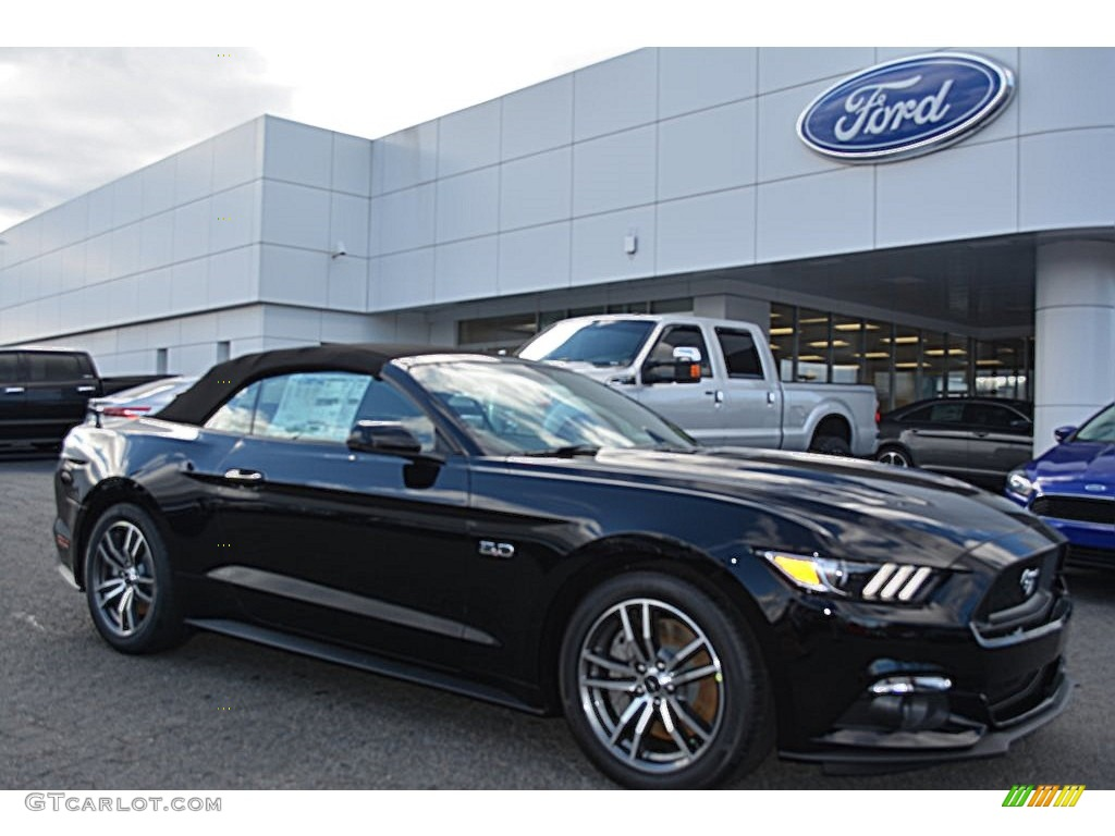 shadow black ford mustang - Ford Mustang 2016 Black