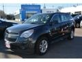 Ashen Gray Metallic 2013 Chevrolet Equinox LS AWD