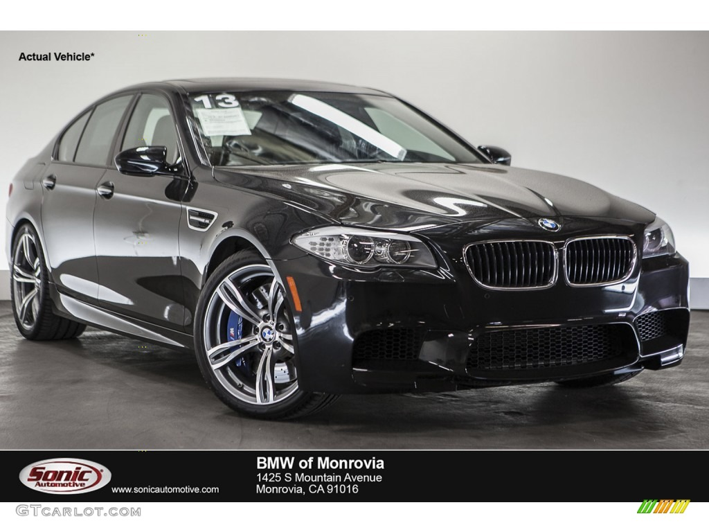 2013 black sapphire metallic bmw m5 sedan 109834631. Black Bedroom Furniture Sets. Home Design Ideas