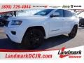Bright White 2015 Jeep Grand Cherokee Gallery