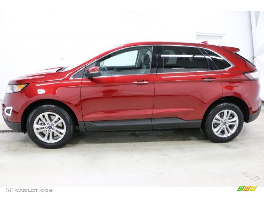 2016 ruby red ford edge titanium awd 109872163 car color galleries. Black Bedroom Furniture Sets. Home Design Ideas