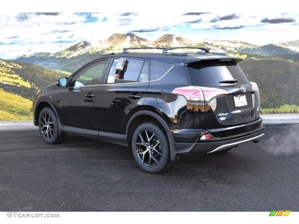 toyota rav4 hybride black edition 2018 toyota rav4 hybrid black edition showroom exterior and. Black Bedroom Furniture Sets. Home Design Ideas
