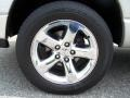 2006 Bright Silver Metallic Dodge Ram 1500 SLT Quad Cab 4x4  photo #42
