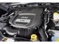 2016 Billet Silver Metallic Jeep Wrangler Unlimited Willys Wheeler 4x4  photo #5