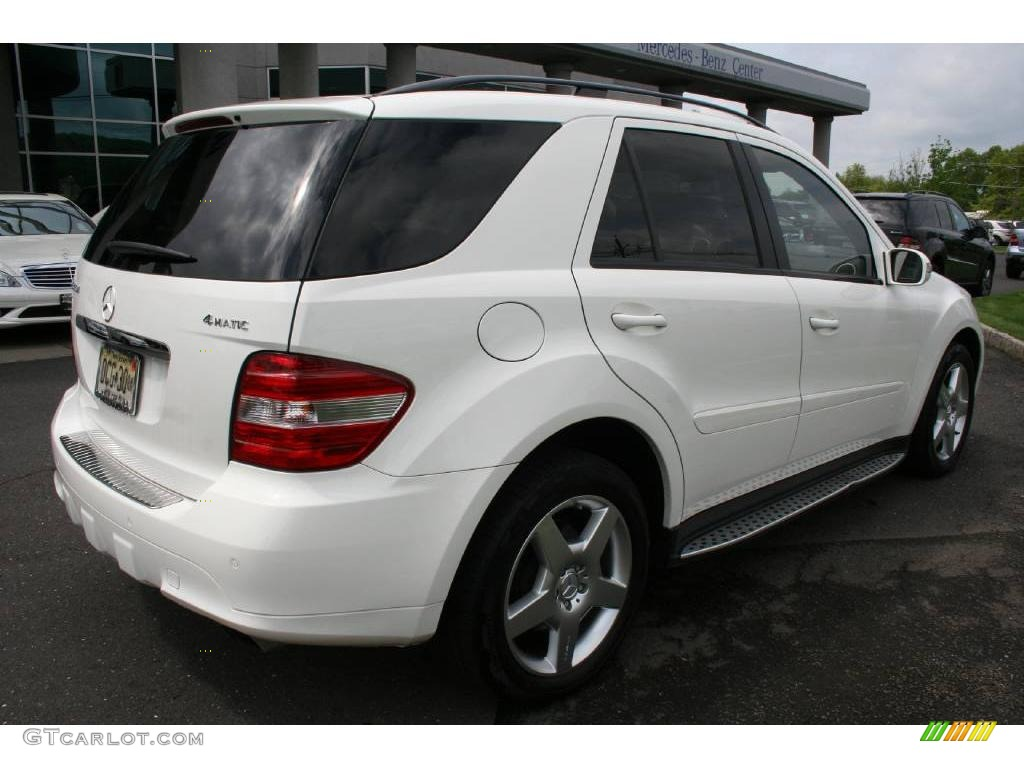 2007 alabaster white mercedes benz ml 320 cdi 4matic 10975907 photo 8 car. Black Bedroom Furniture Sets. Home Design Ideas