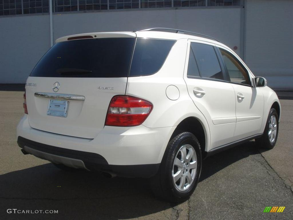2007 alabaster white mercedes benz ml 320 cdi 4matic 10975872 photo 9 car. Black Bedroom Furniture Sets. Home Design Ideas