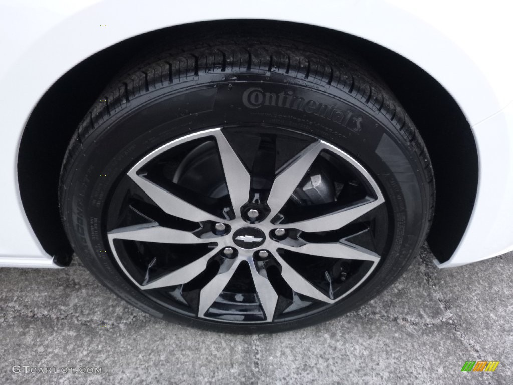 2016 Chevrolet Malibu LT Wheel Photo #109950023