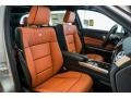 designo Amaretto 2016 Mercedes-Benz E Interiors