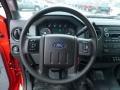 2016 Ford F250 Super Duty Steel Interior Steering Wheel Photo