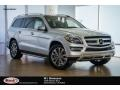 Iridium Silver Metallic 2016 Mercedes-Benz GL 450 4Matic