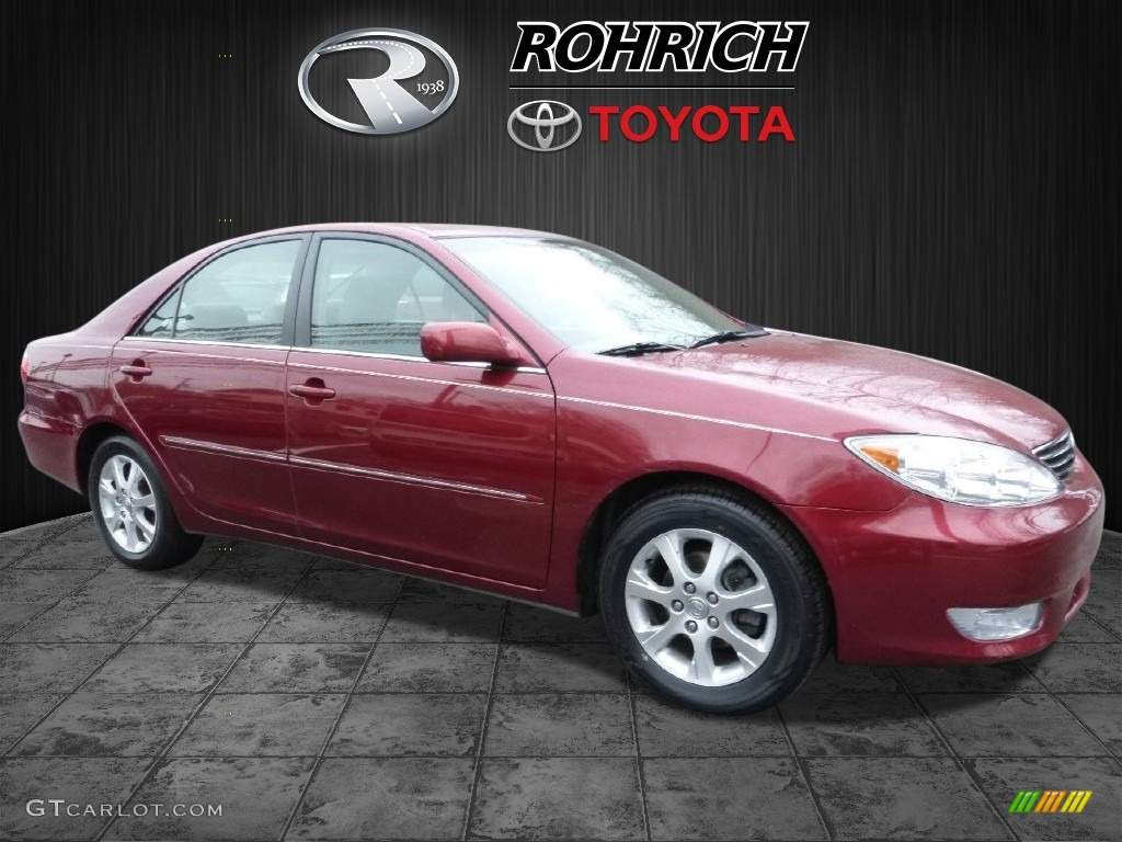 2006 salsa red pearl toyota camry xle 109978750 car color galleries. Black Bedroom Furniture Sets. Home Design Ideas