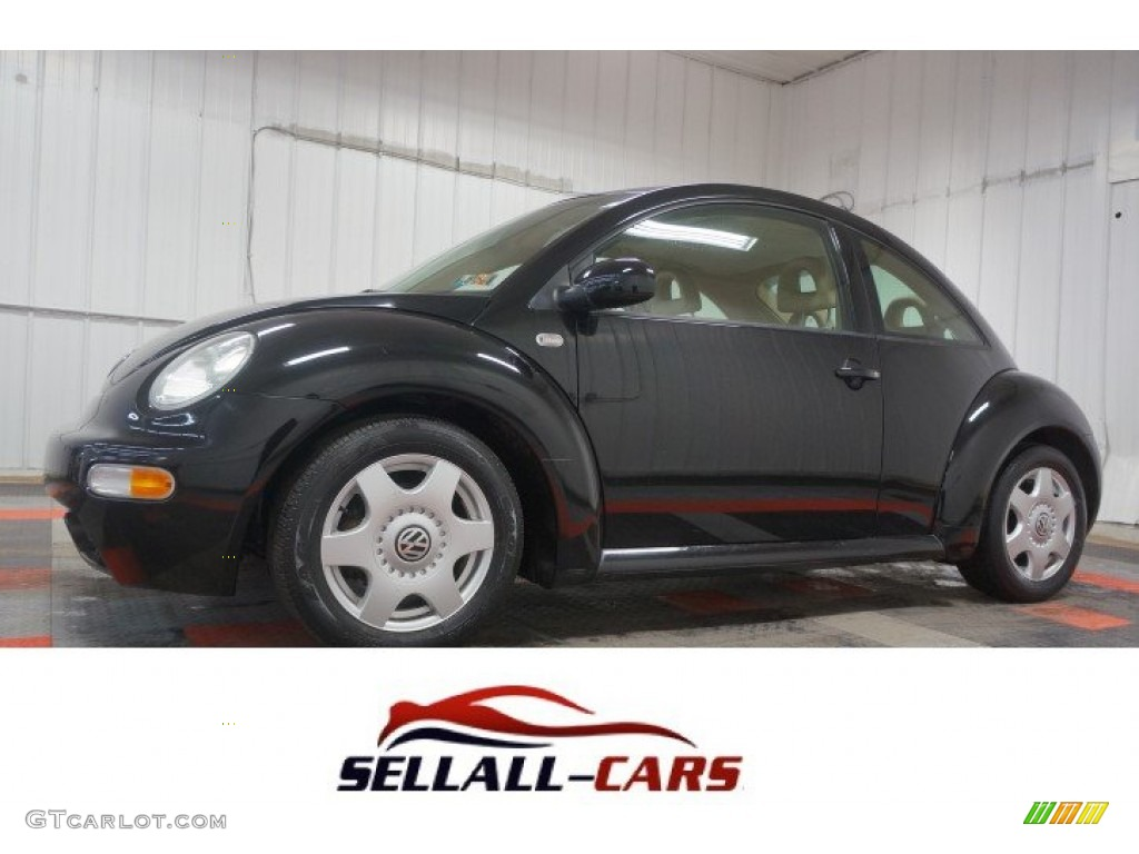 2001 black volkswagen new beetle gls coupe 109978529 photo 20 car color galleries. Black Bedroom Furniture Sets. Home Design Ideas
