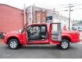 2016 Race Red Ford F150 XL SuperCab 4x4  photo #9