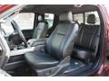 Black Interior Photo for 2016 Ford F150 #109999796