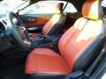 2016 Ford Mustang Red Line Interior Interior Photo
