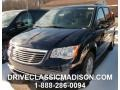 True Blue Pearl 2016 Chrysler Town & Country Touring