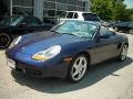Lapis Blue Metallic - Boxster S Photo No. 2
