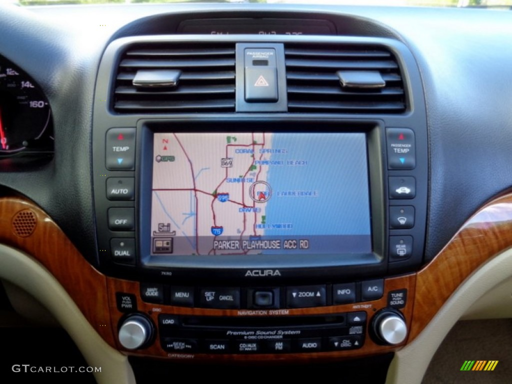 2008 acura tsx sedan navigation photos. Black Bedroom Furniture Sets. Home Design Ideas