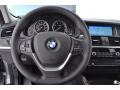 Black Steering Wheel Photo for 2016 BMW X3 #110064090