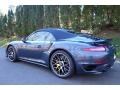 2016 Yachting Blue, Paint to Sample Porsche 911 Turbo S Cabriolet  photo #4