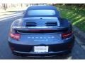 2016 Yachting Blue, Paint to Sample Porsche 911 Turbo S Cabriolet  photo #6