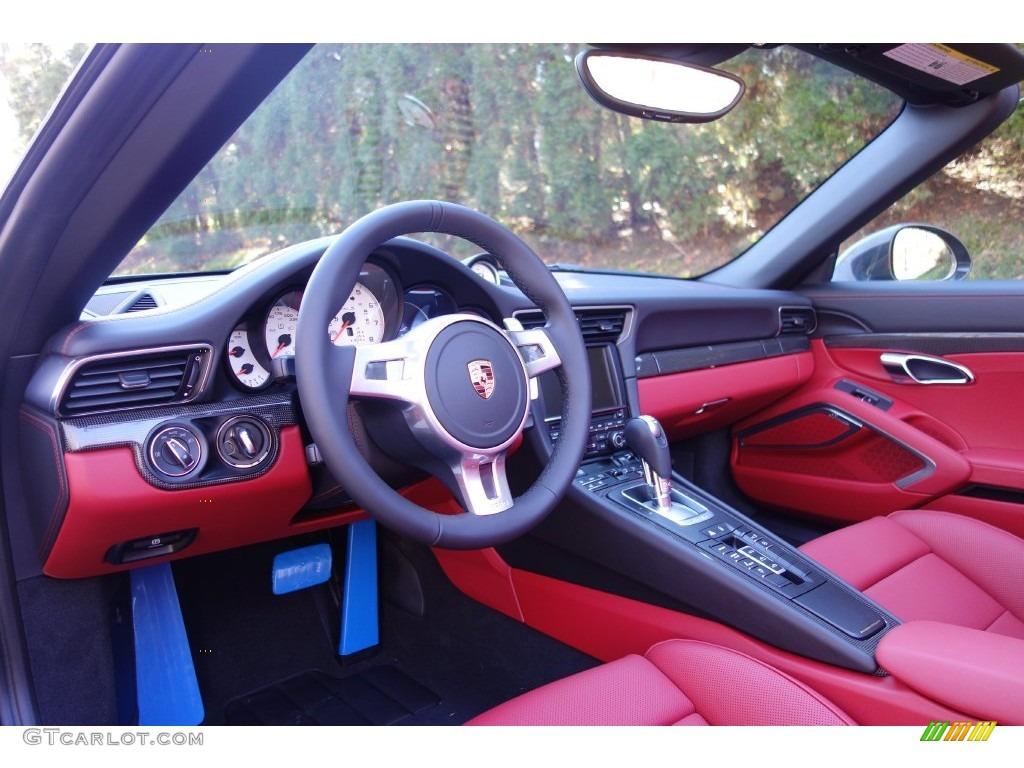 2016 Dark Grey Paint To Sample Porsche 911 Turbo S Cabriolet 110056990 Photo 26 Gtcarlot Com Car Color Galleries