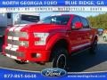 2016 Race Red Ford F150 Shelby Cobra Edtion SuperCrew 4x4  photo #1