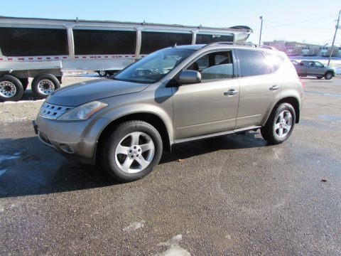 2004 Nissan Murano SL AWD Data, Info and Specs