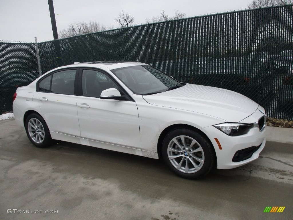 Bmw 320I 2016 >> 2016 Alpine White BMW 3 Series 320i xDrive Sedan #110115827 | GTCarLot.com - Car Color Galleries