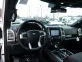 2016 Ford F150 Platinum Brunello Interior Dashboard Photo
