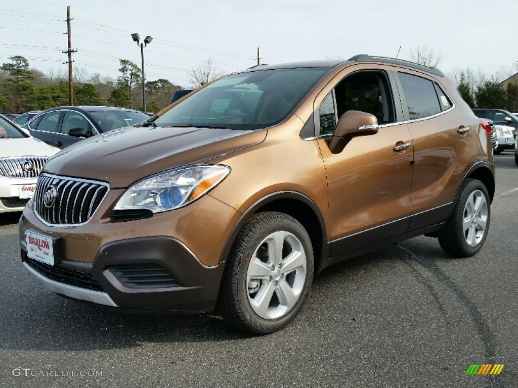 2016 River Rock Metallic Buick Encore Awd 110115409 Car Color Galleries