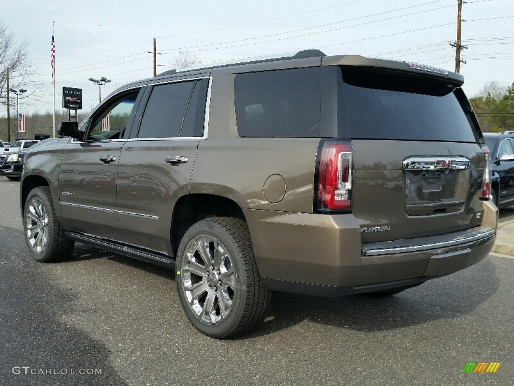 2016 bronze alloy metallic gmc yukon denali 4wd 110115389. Black Bedroom Furniture Sets. Home Design Ideas