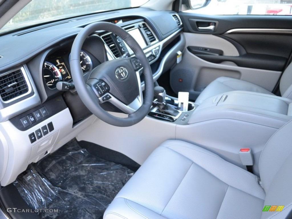 2016 Shoreline Blue Pearl Toyota Highlander Limited Platinum Awd 110163681 Photo 5 Gtcarlot