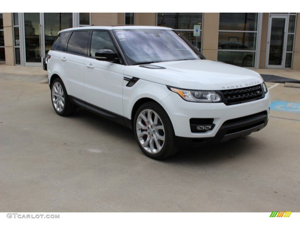 2016 fuji white land rover range rover sport supercharged 110164062 photo 7. Black Bedroom Furniture Sets. Home Design Ideas