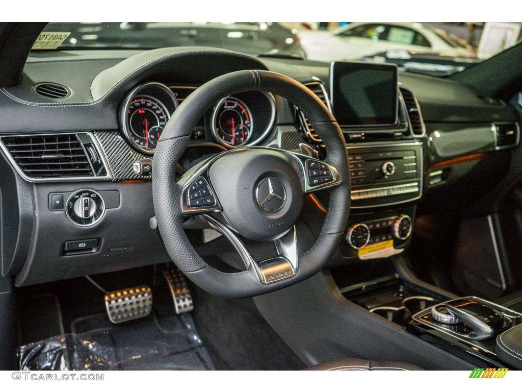 2016 Mercedes Benz Gle 63 S Amg 4matic Coupe Interior Color Photos