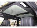 2016 Land Rover Range Rover Ebony/Ebony Interior Sunroof Photo
