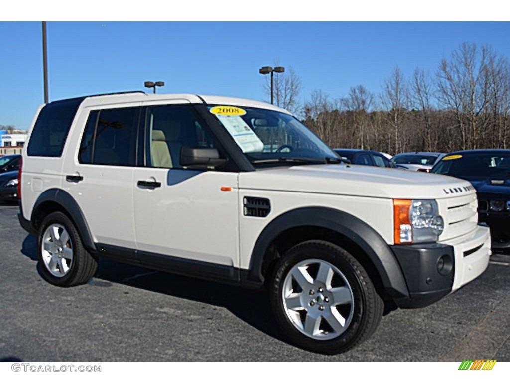 2008 alaska white land rover lr3 v8 hse 110193661 photo 8 car color galleries. Black Bedroom Furniture Sets. Home Design Ideas
