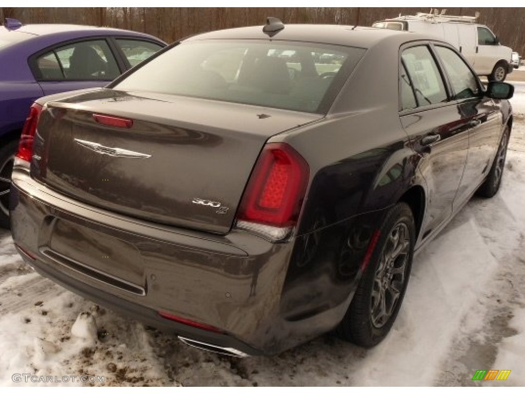 Granite Crystal Metallic Chrysler 300