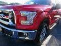 2016 Race Red Ford F150 XLT SuperCrew 4x4  photo #32