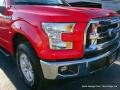 2016 Race Red Ford F150 XLT SuperCrew 4x4  photo #33