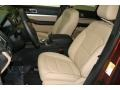 Medium Light Camel 2016 Ford Explorer Interiors