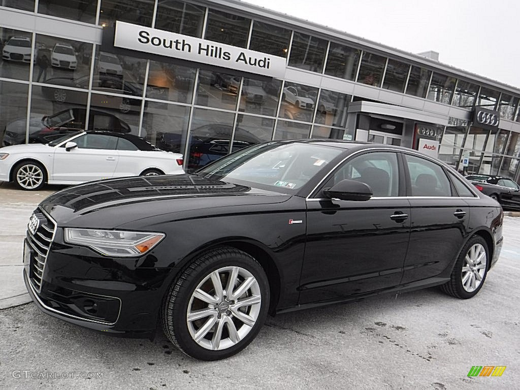2016 Audi A6 S-Line Black Edition arrives at Stable HQ on the back ...