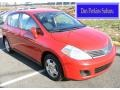 Red Alert 2007 Nissan Versa Gallery