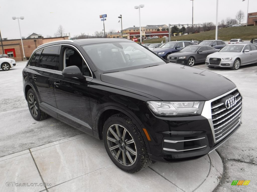 2017 Q7 3 0t Quattro Premium Plus Orca Black Metallic Photo 8